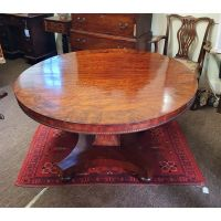 William Trotter Mahogany Breakfast Table
