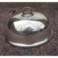 Elkington Silver Plated Meat Dome