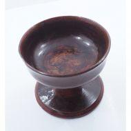 Fine Early 19th Century Russian Treen Bowl