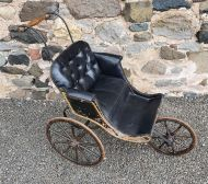 Georgian Coach Built Childs Push Chair