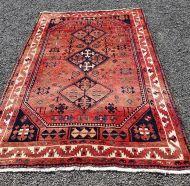 Good Vintage Persian Wool Carpet