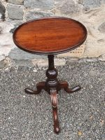 Fine George 3rd Mahogany Kettle Stand