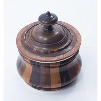 Superior 18th Century Dutch Tobacco Pot
