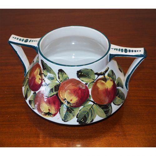 Rare Scottish Wemyss Rosslyn Flower Bowl
