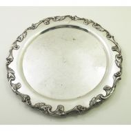 Arts & Crafts Silver Plated Tray