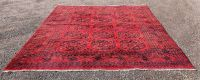 Super Large Afghan Hand Knotted Wool Carpet