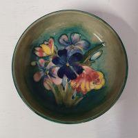 Moorcroft England Spring Flowers Small Bowl